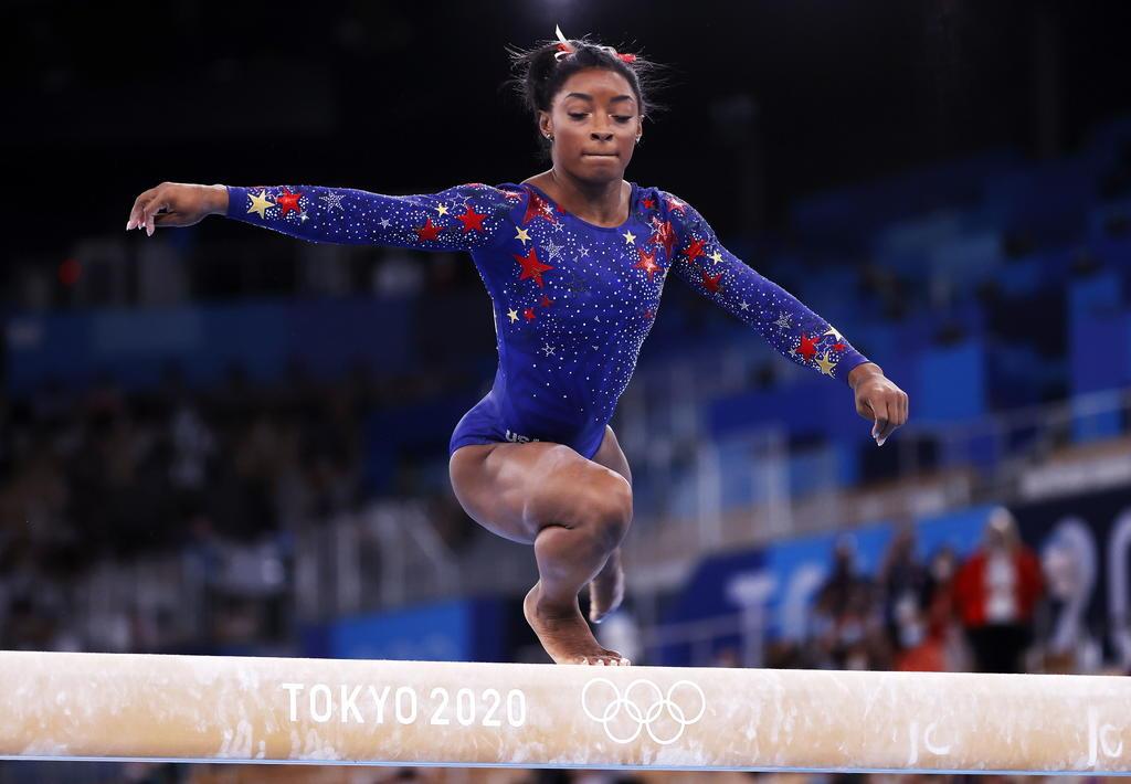 Simone Biles volverá a competir en la final de viga en Tokio 2020