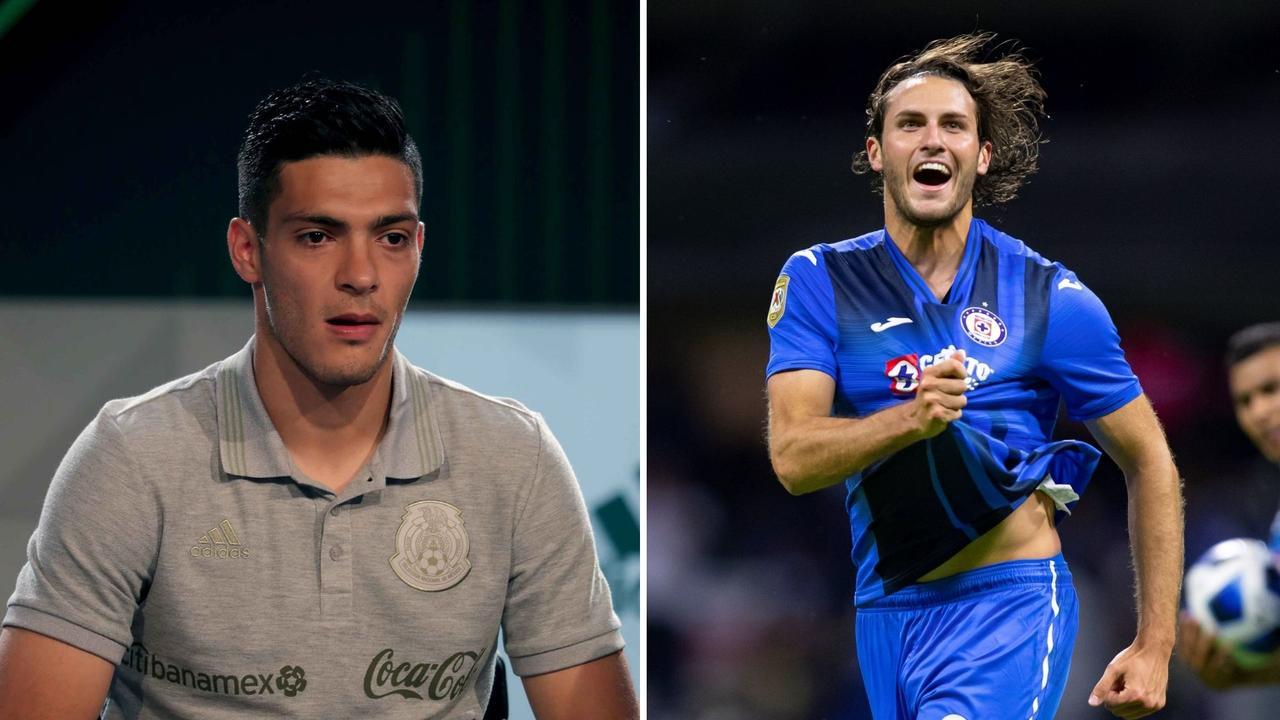 Santiago Giménez reemplaza a Raúl Jiménez en eliminatorias mundialistas