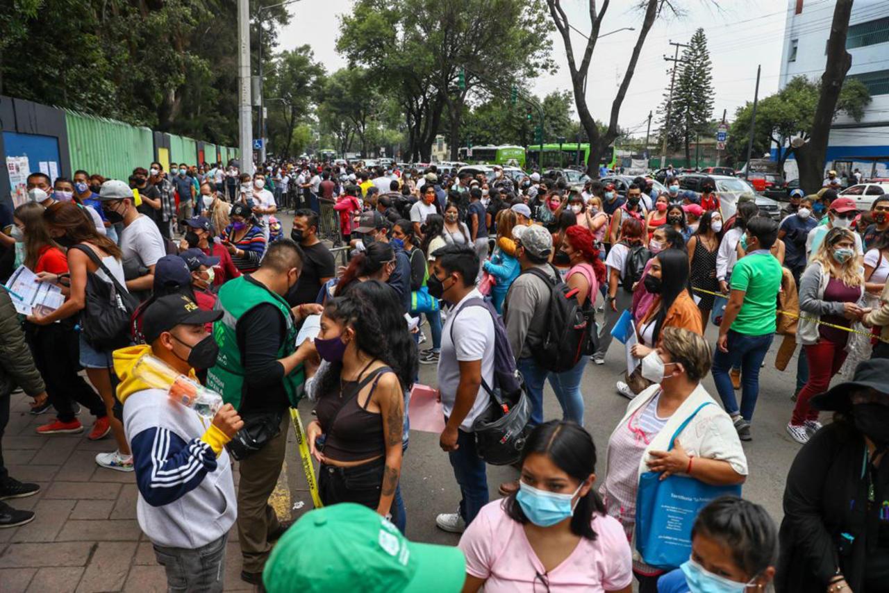 México registra mil 177 decesos por COVID, mayor cifra de tercera ola hasta ahora