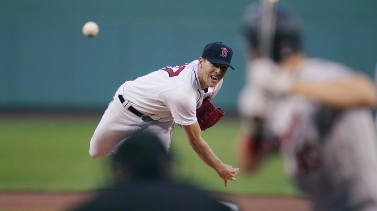 Nick Pivetta es baja para los Boston Red Sox por COVID-19