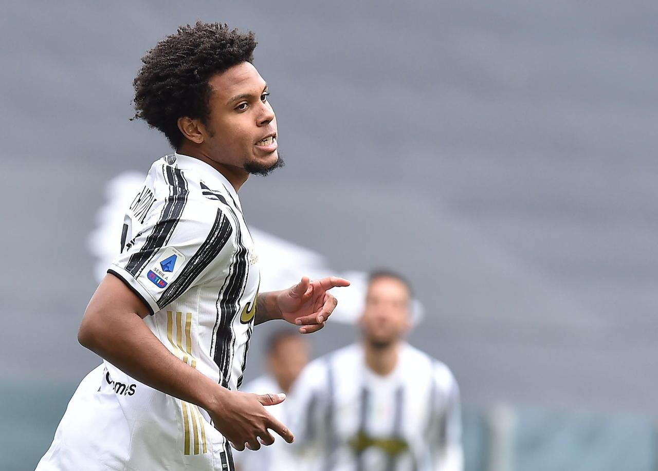 Weston McKennie es suspendido de la selección de EUA y regresa al Juventus