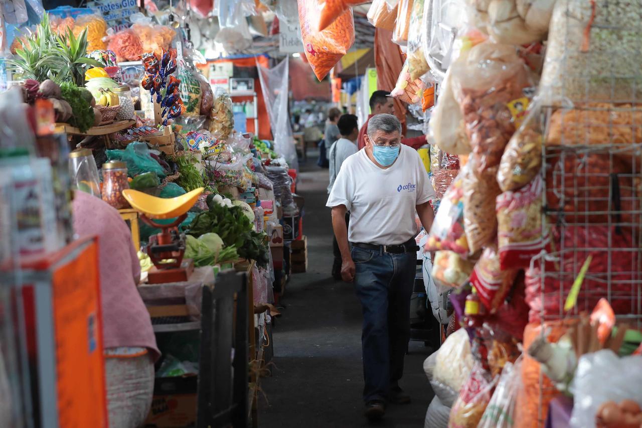 Los precios al consumidor de México suben al 5,59 % interanual en agosto