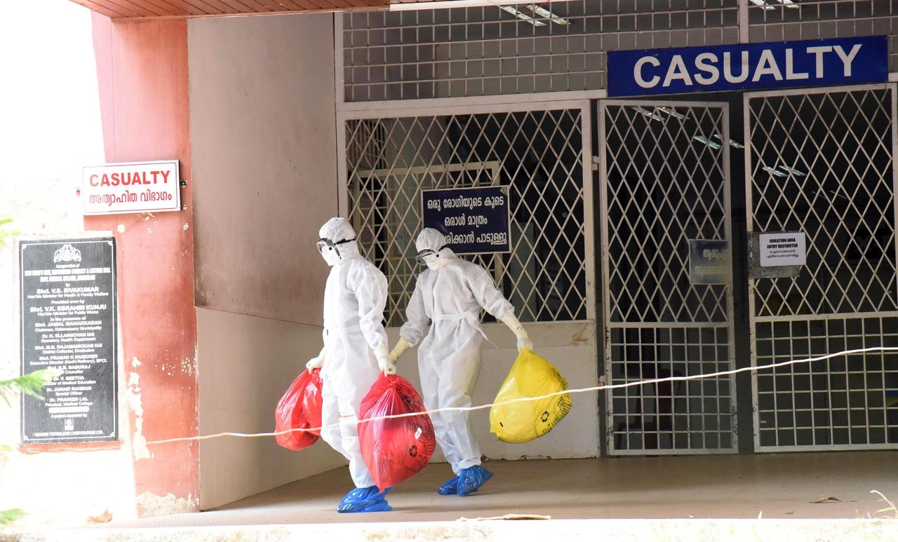 Estado de Kerala en India redobla esfuerzos contra virus Nipah