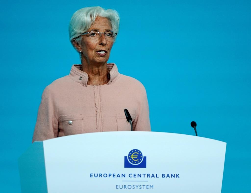 La variante delta retrasará la recuperación: Banco Central Europeo