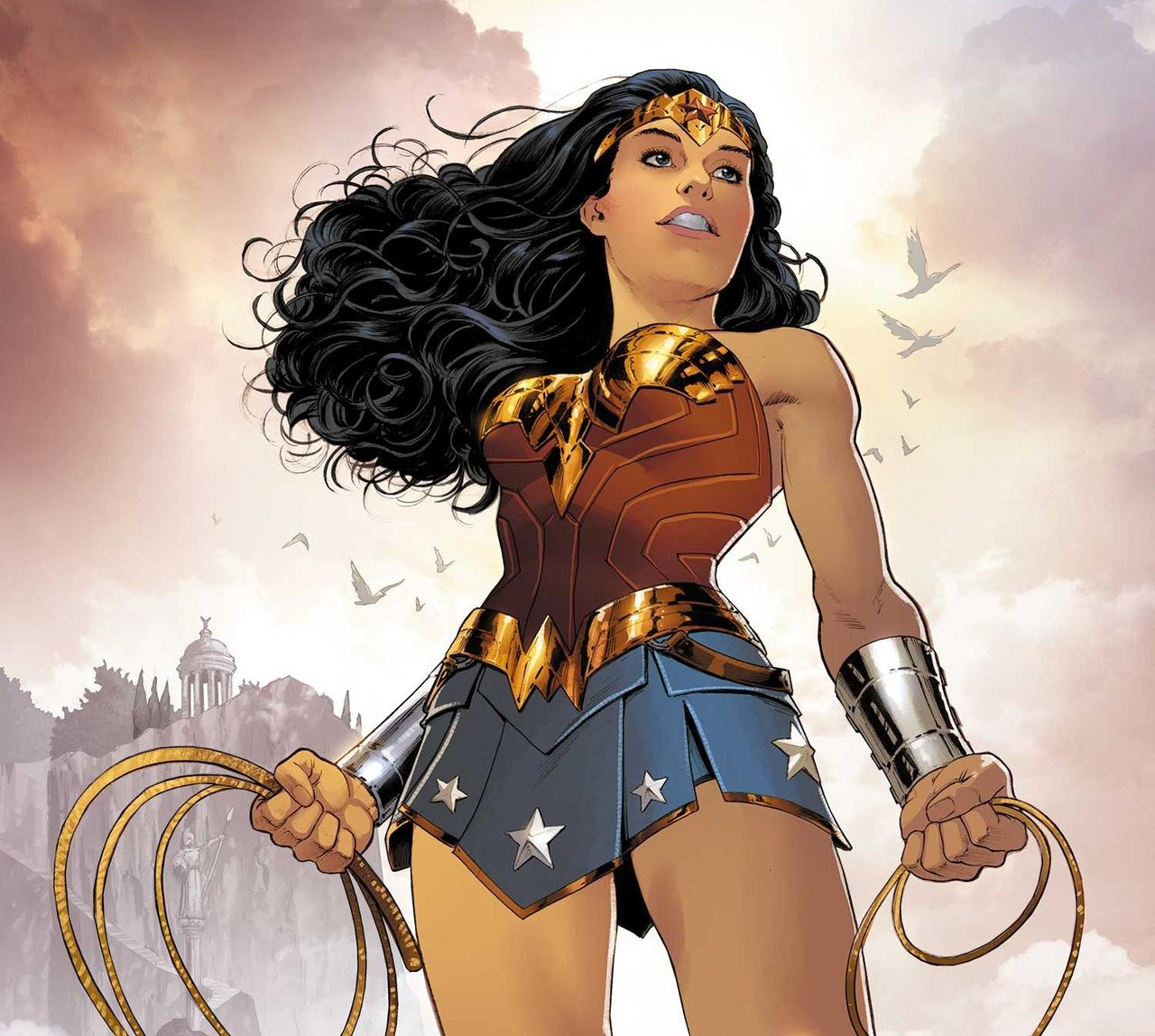 Wonder Woman, the queen of DC Comics