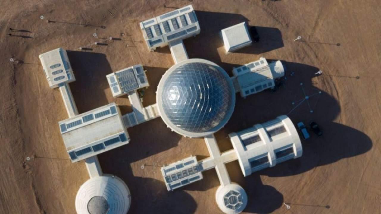 Se necesitan 250 días de viaje espacial para vivir en una ciudad autosostenible en Marte
