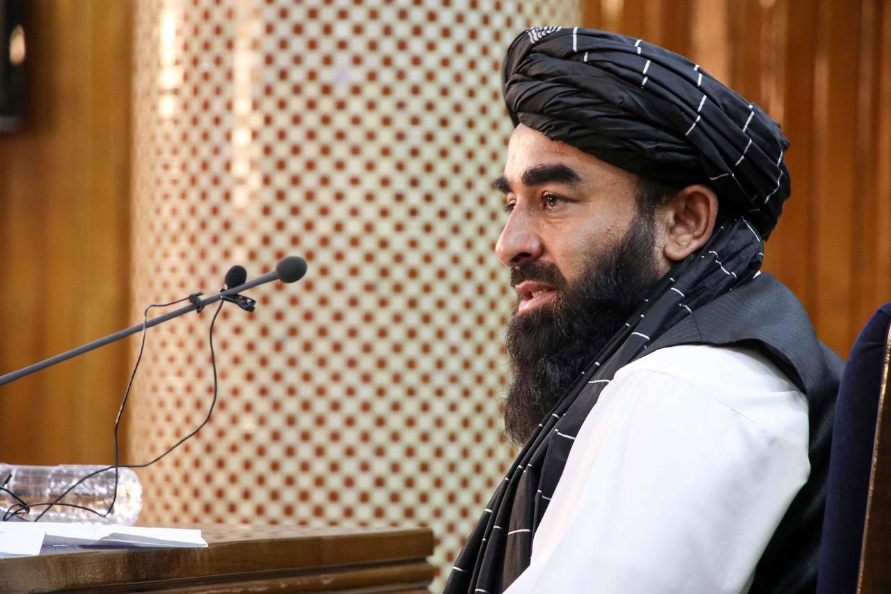 Los talibanes agradecen la millonaria promesa de ayuda para Afganistán