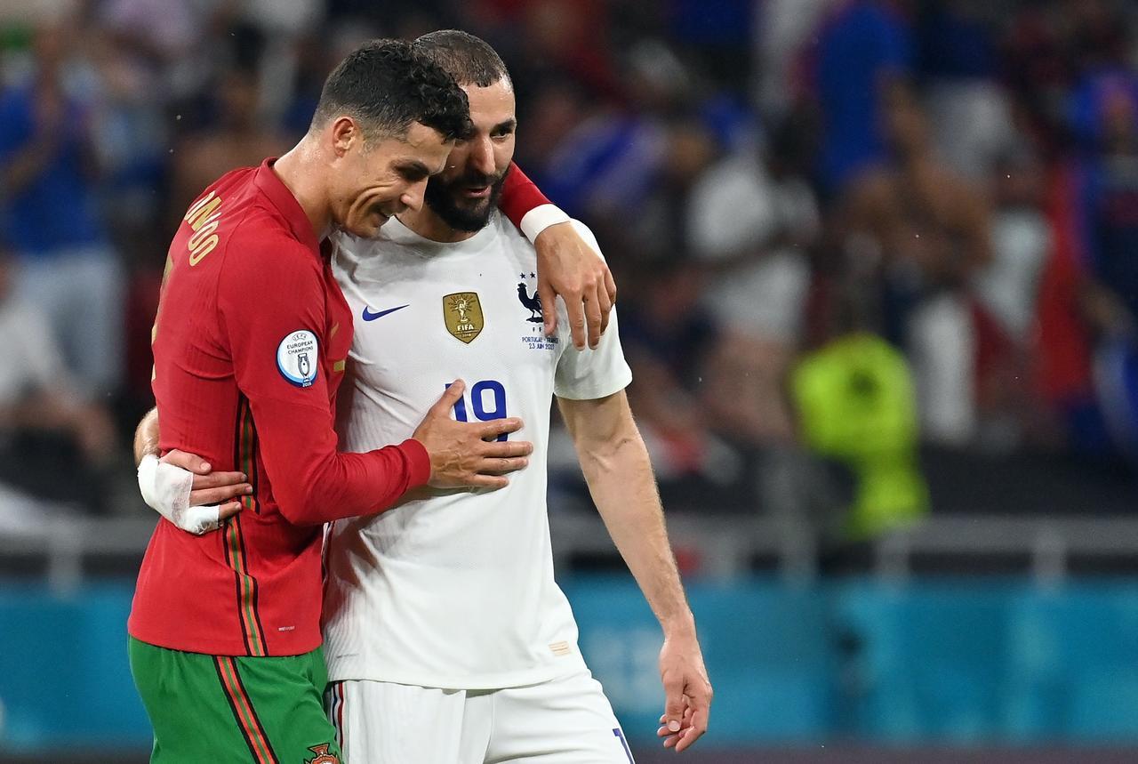 Lo que hice con Cristiano y Bale queda para siempre en el futbol: Benzema