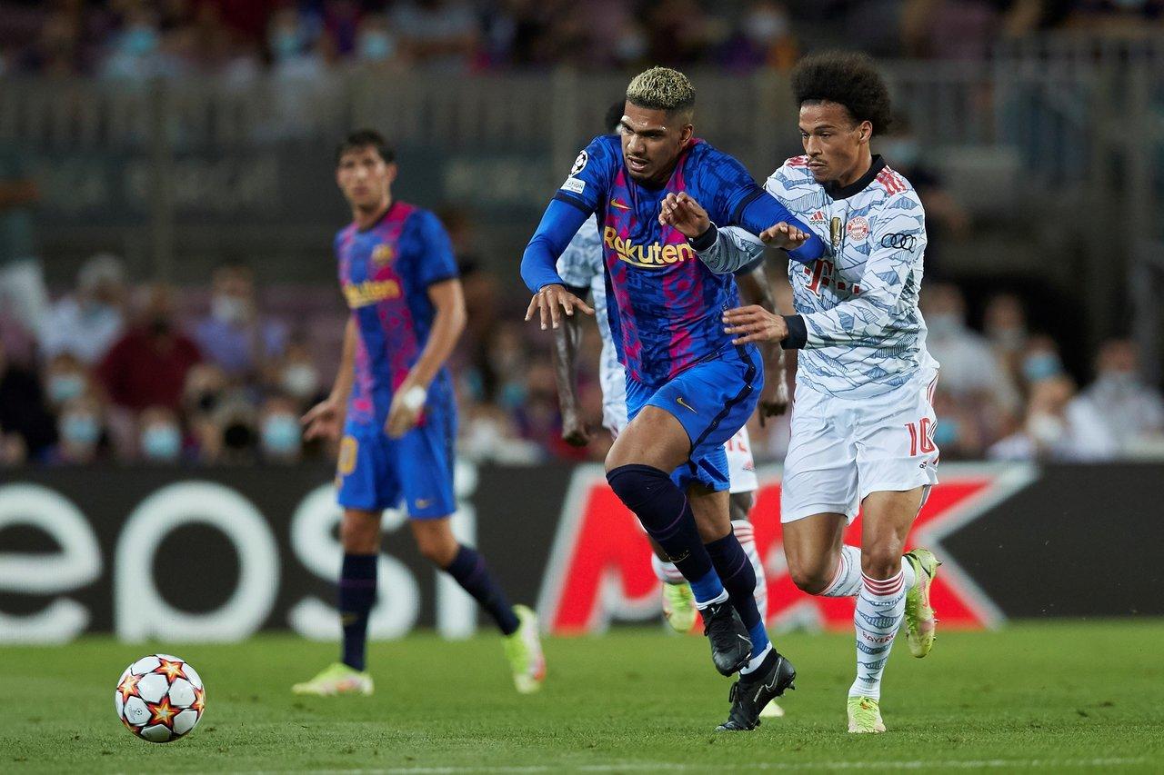 Lewandovski y Thomas Müller destruyen debut del Barcelona en Champions