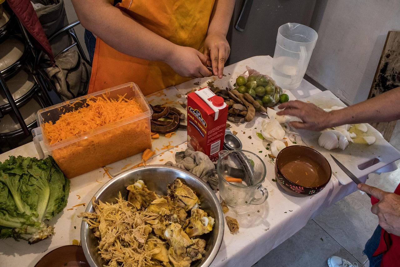 El IMSS recomienda menú saludable para fiestas patrias