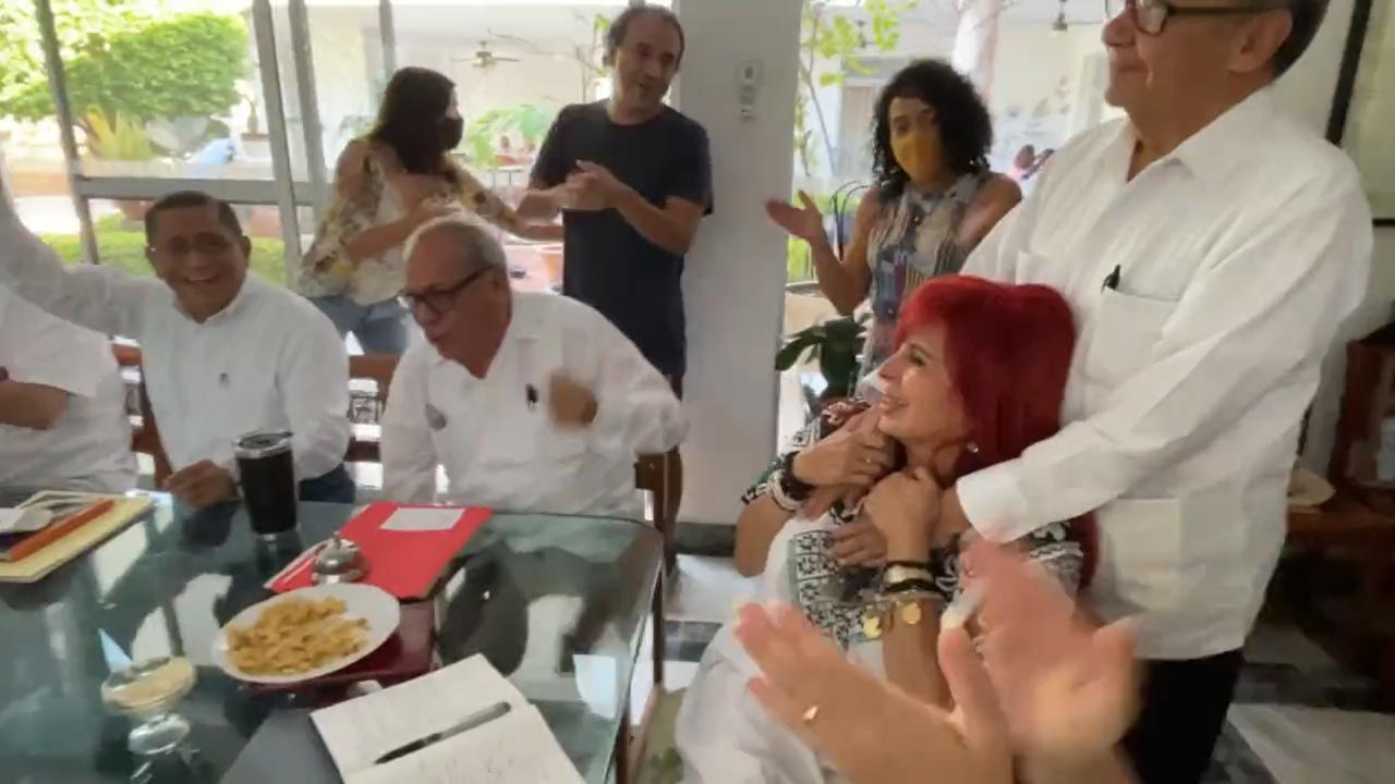 Tribunal Electoral ratifica triunfo de Layda Sansores como gobernadora electa de Campeche