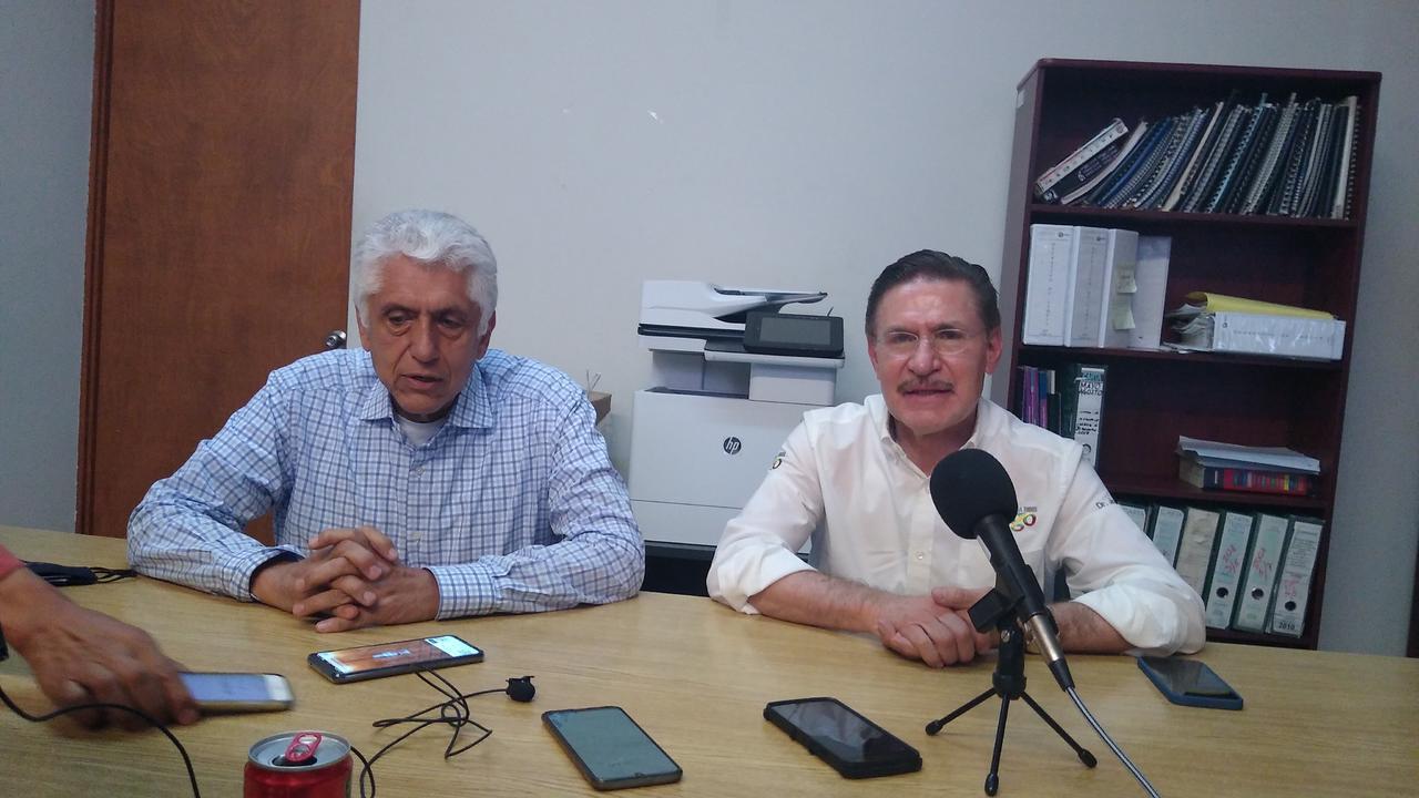 Aispuro y titular de Conagua confían en lograr conciliación sobre Agua Saludable para La Laguna