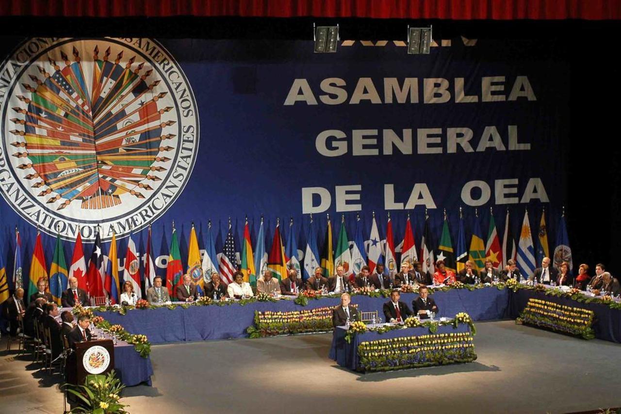 La OEA acuerda celebrar de forma virtual su Asamblea General en Guatemala