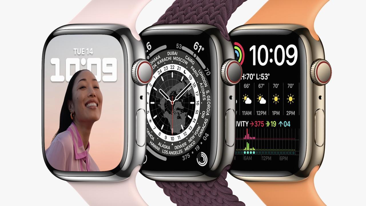 Estos serán los costos del Apple Watch Series 7 y la nueva iPad