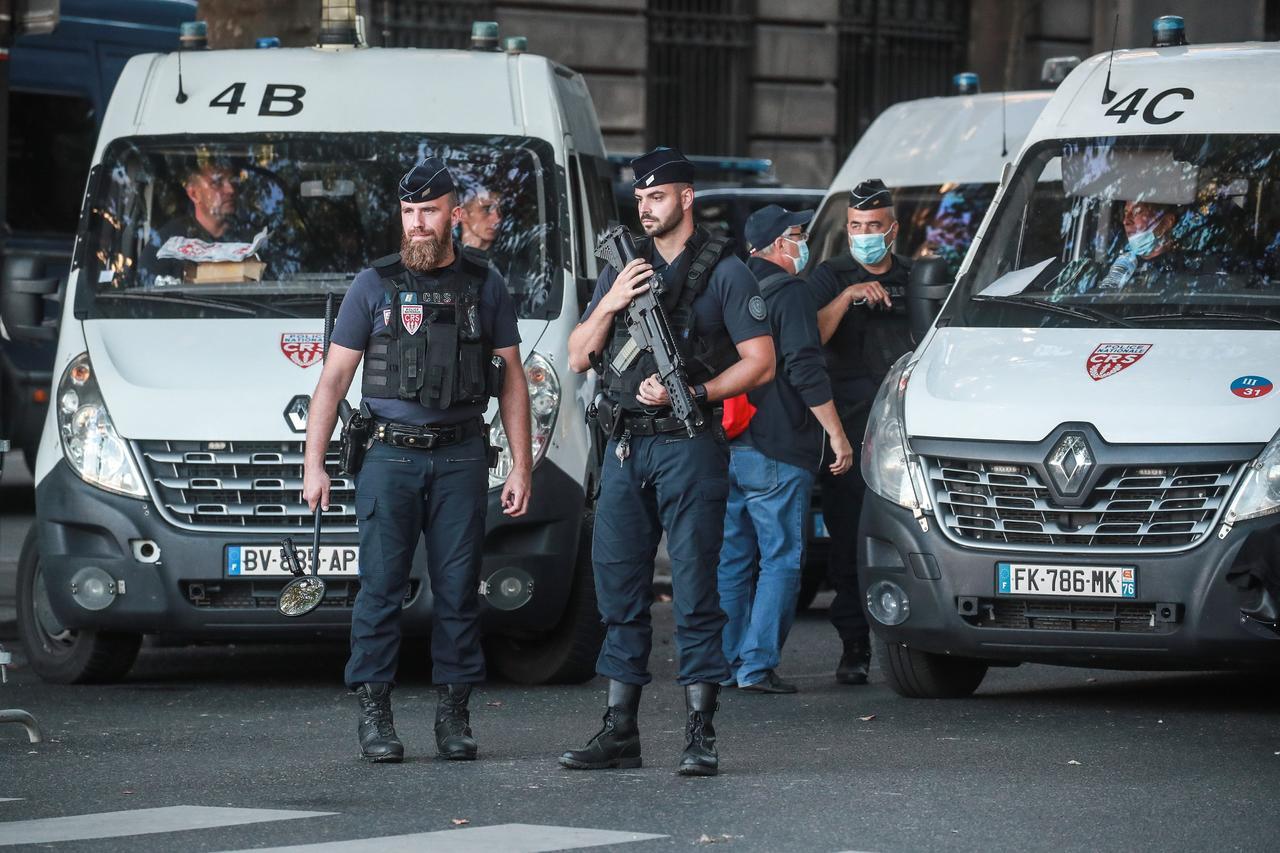 Sospechoso de atentados de París en 2015 afirma que no fue 'nada personal'
