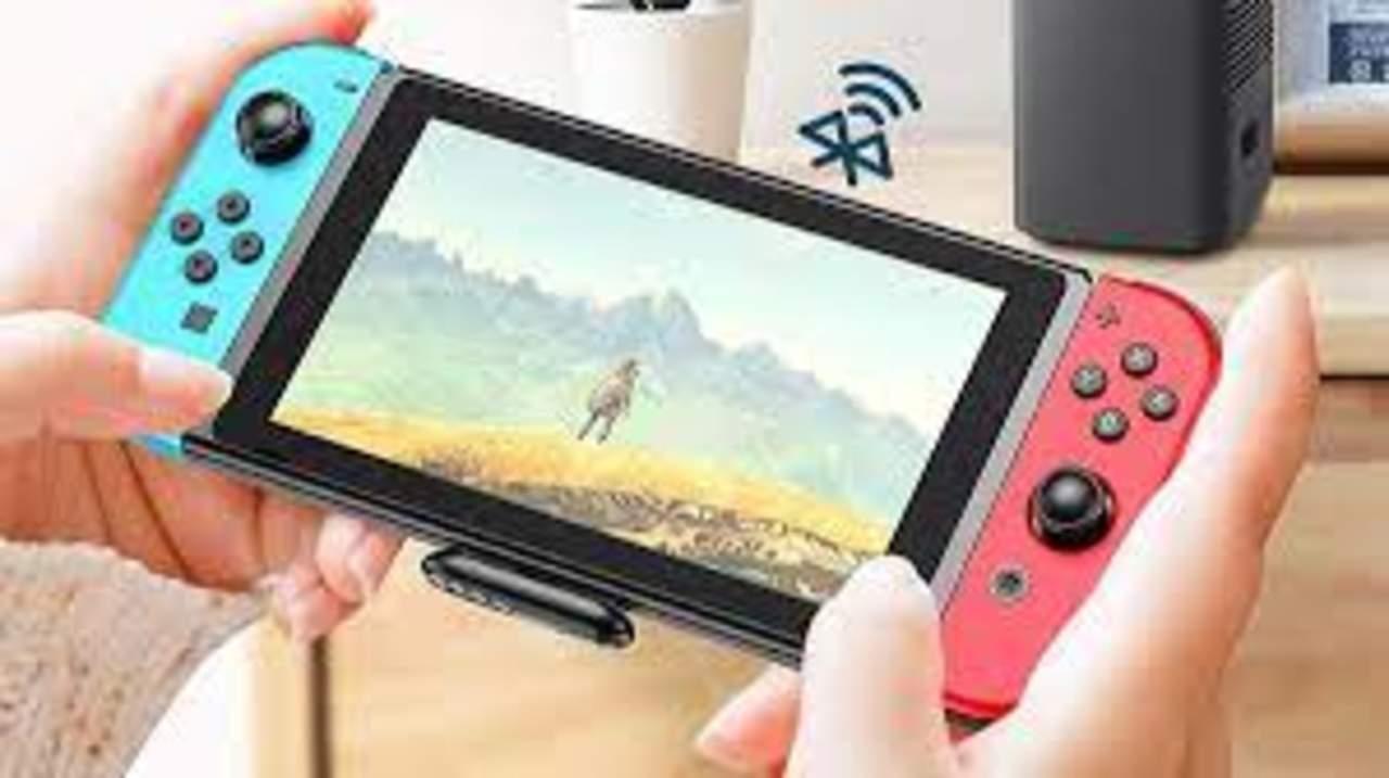 Nintendo Switch ya soporta audio Bluetooth