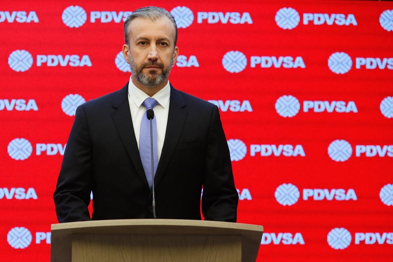 Venezuela denuncia ante el secretario de la OPEP que está bajo asedio de Estados Unidos