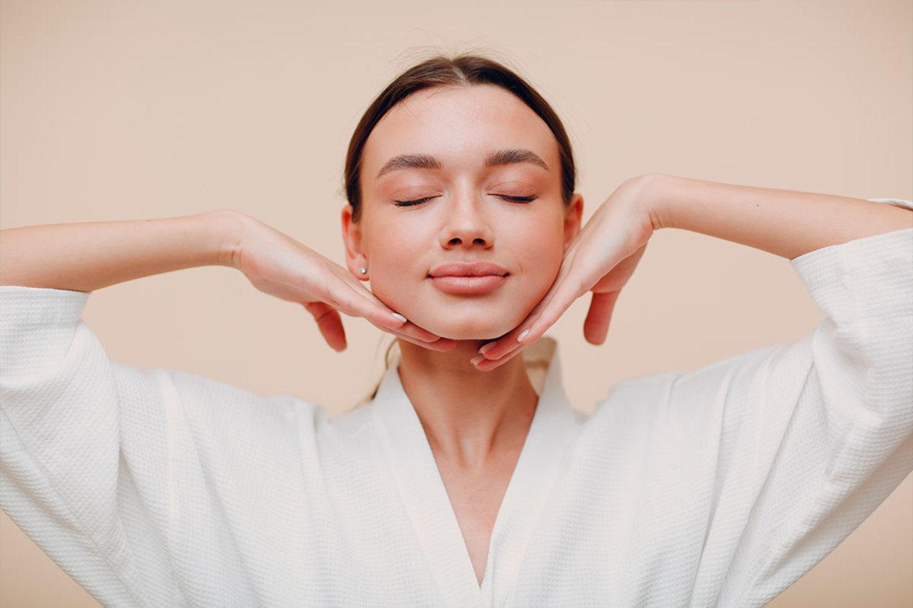 Beneficios de la yoga facial