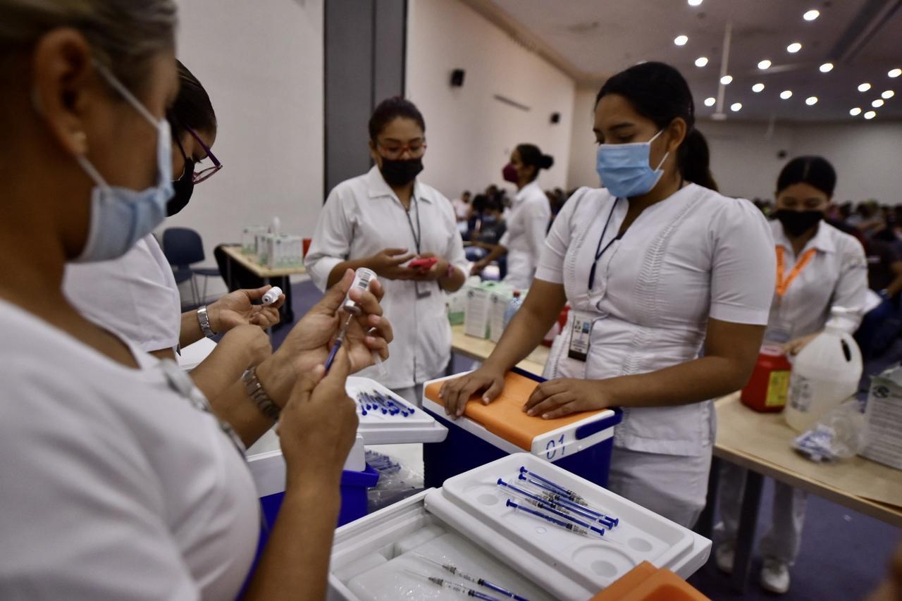 El 71% de las vacunas para 10 municipios se han aplicado en Gómez Palacio