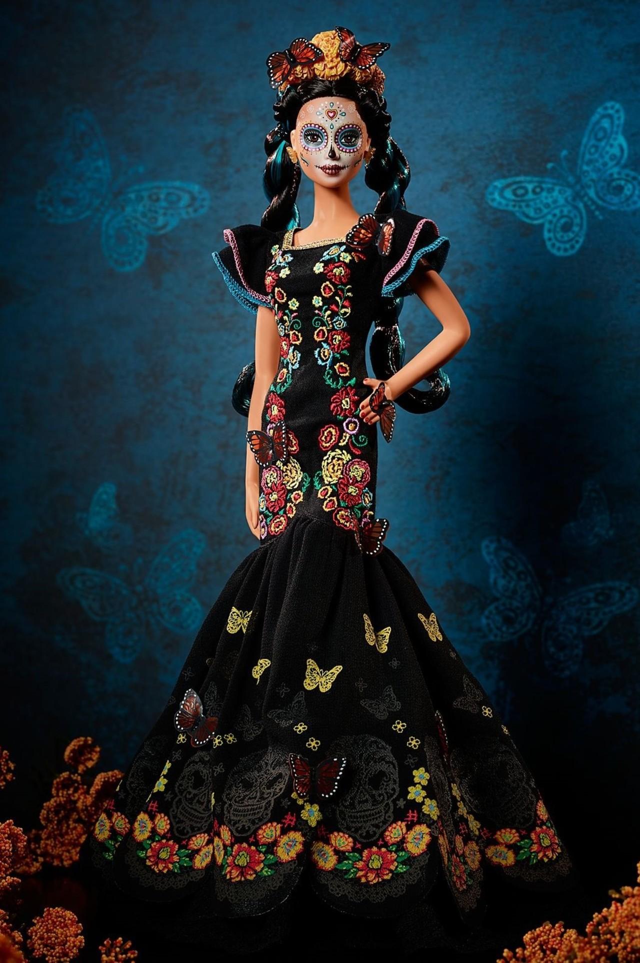 Barbie, edición Día de Muertos