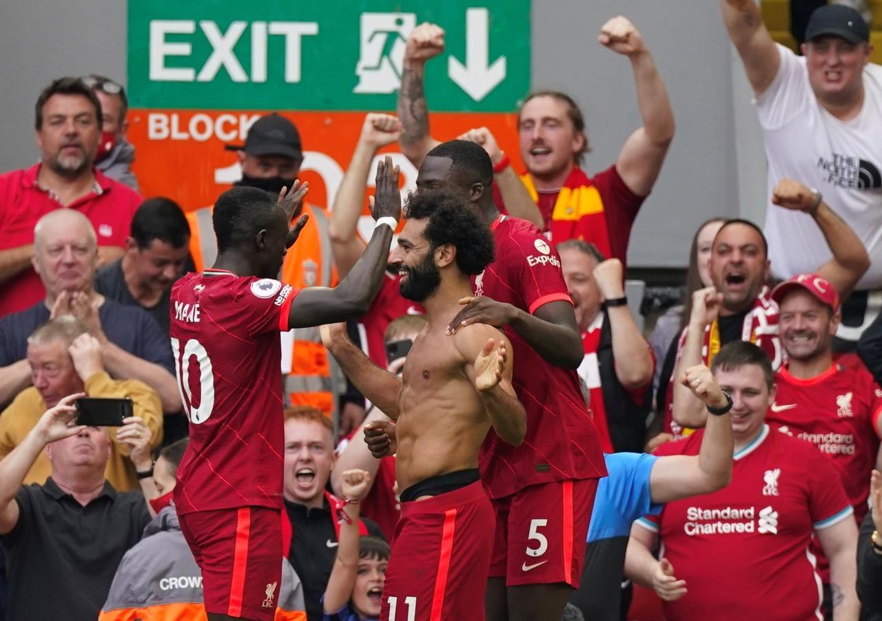 Liverpool triunfa frente al Crystal Palace