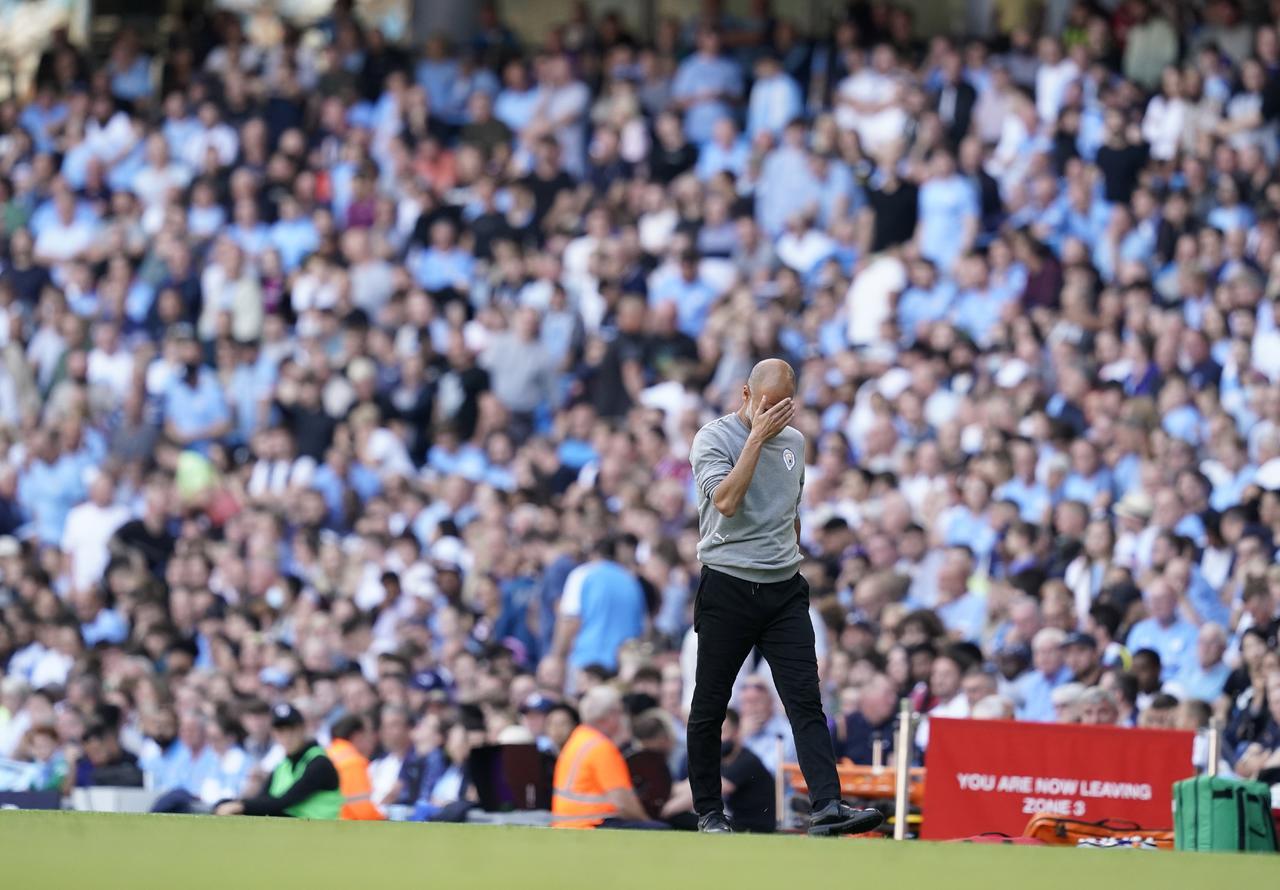 Manchester City, incapaz de echar  abajo al Southampton