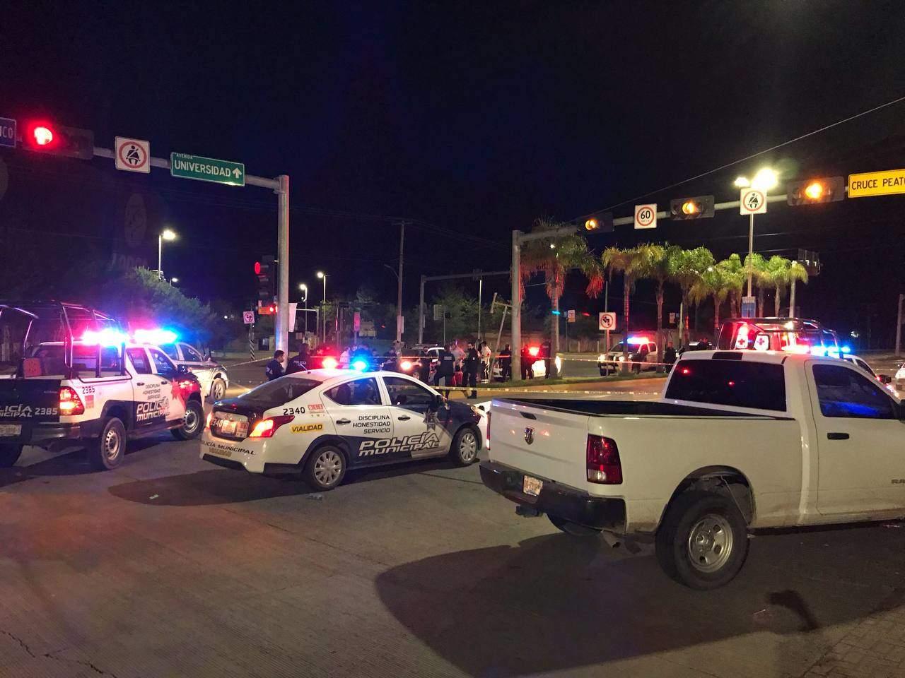 Niegan reincidencia de conductor que arrolló y mató a joven afuera de antro