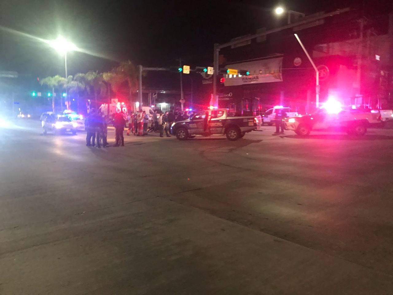 Joven muere atropellado al salir de antro en Durango