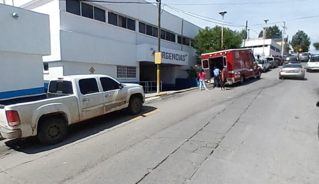 Varón de 19 años muere en volcadura en Santiago Papasquiaro