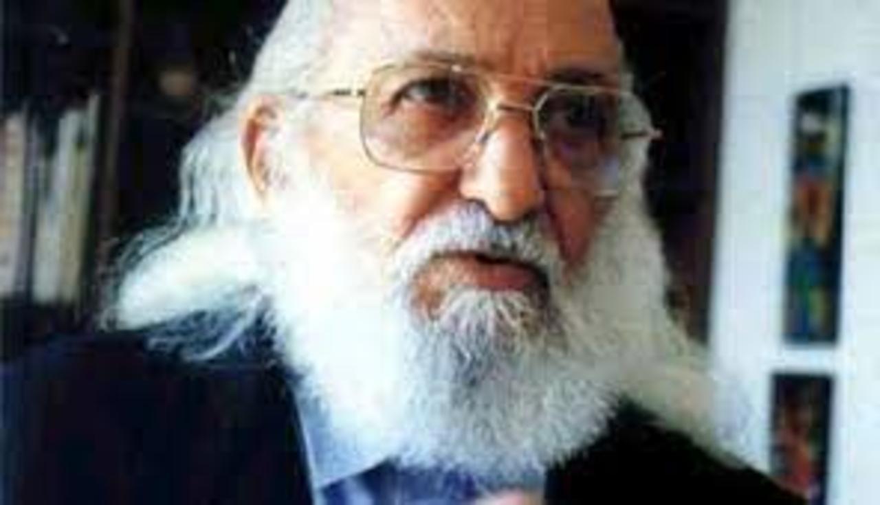 Este domingo se cumplen 100 años del nacimiento del pedagogo Paulo Freire