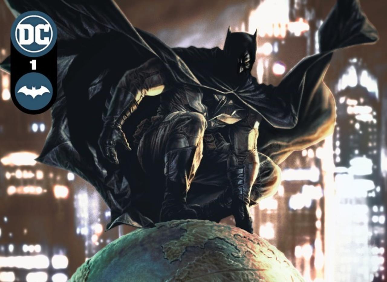 En nueva novela gráfica, Batman tratará de resolver misterio en México