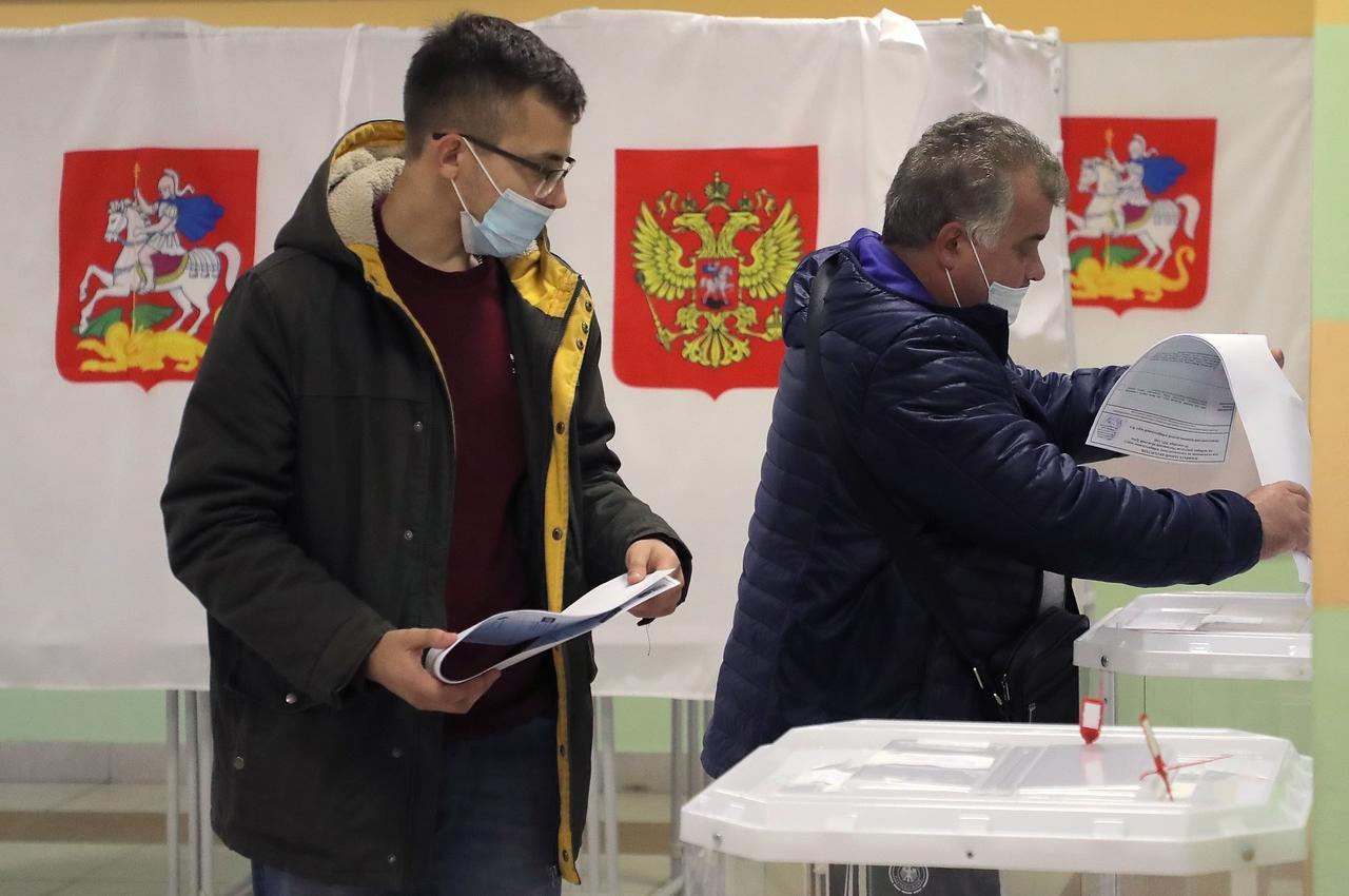 Rusia celebra elecciones tras fuerte represión a opositores