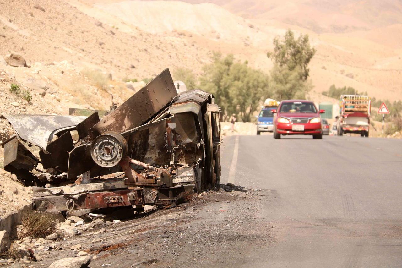 Atentado contra los talibanes en Afganistán deja al menos 4 muertos