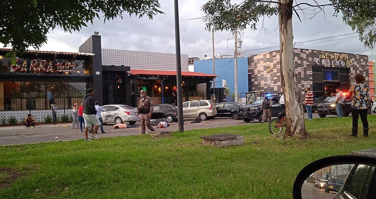 Ataque con explosivo deja dos muertos en Salamanca, Guanajuato