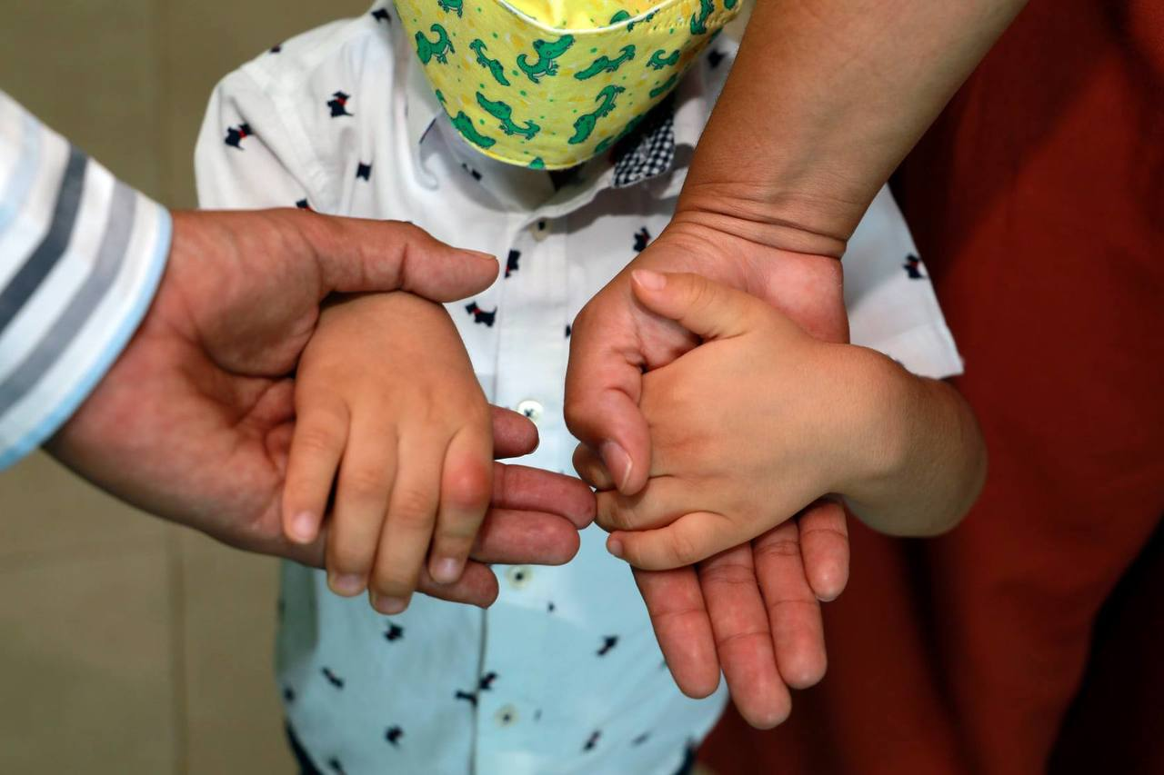 Más parejas foráneas adoptan en Durango