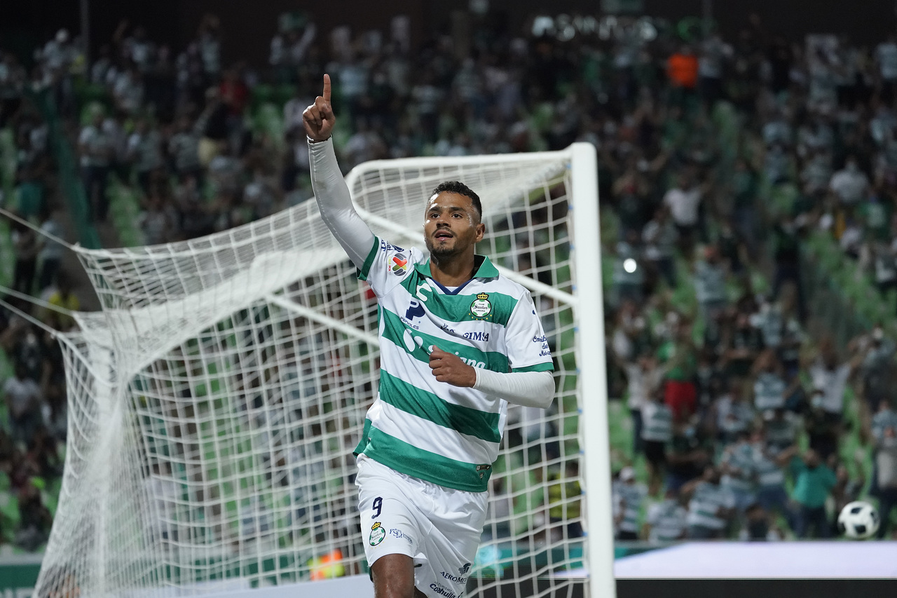 Santos rescata el empate ante Puebla