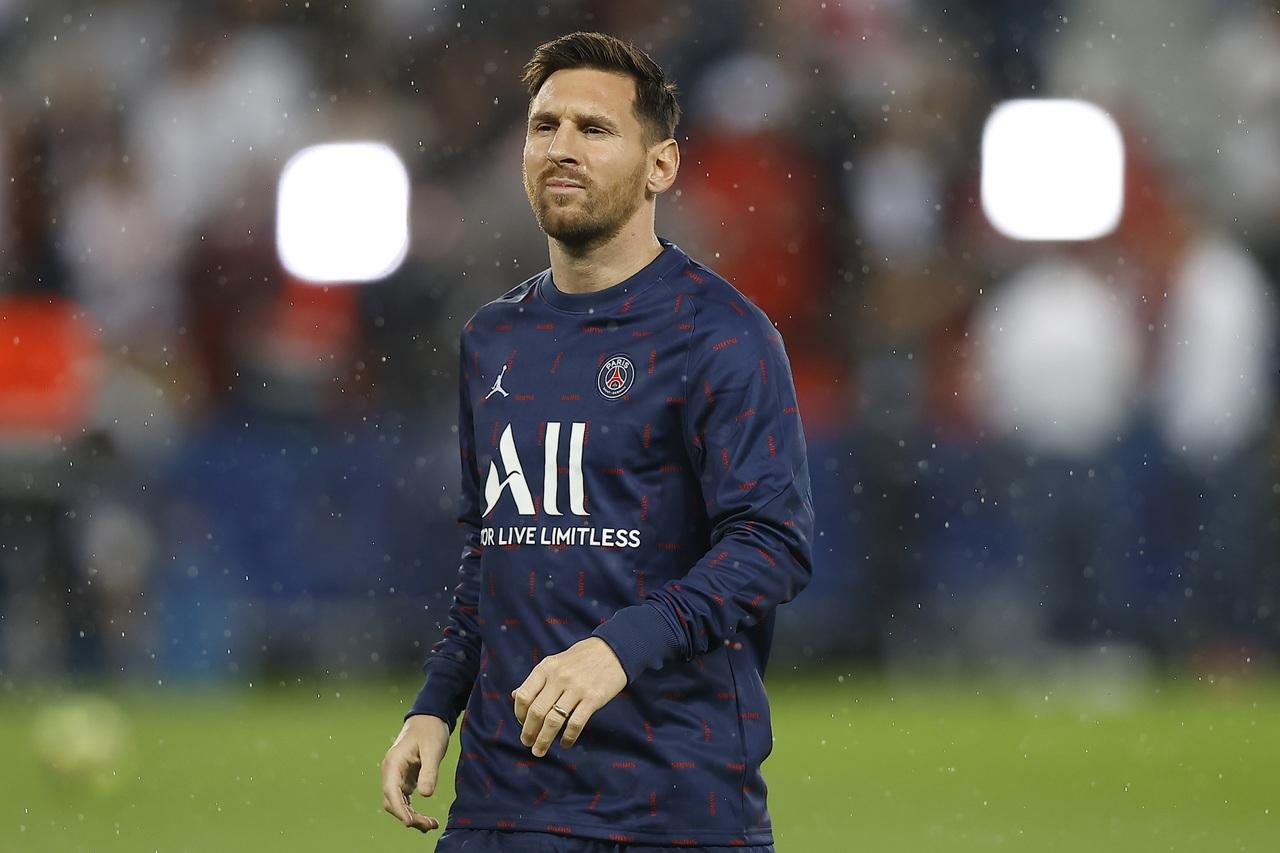 Messi se enoja por cambio; Icardi rescata al PSG