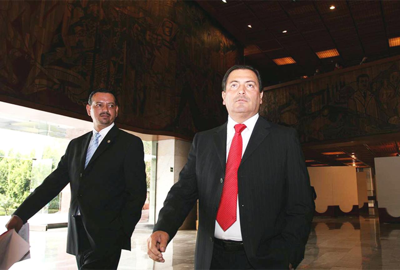 Vinculan a proceso a Luis Reynoso Femat