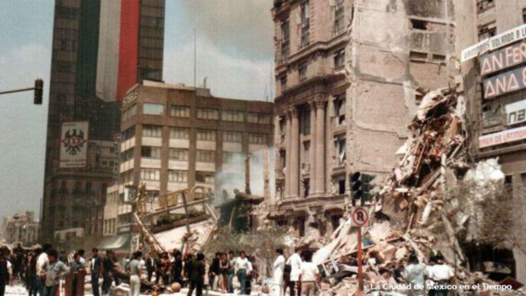19 de septiembre, una dolorosa fecha para México