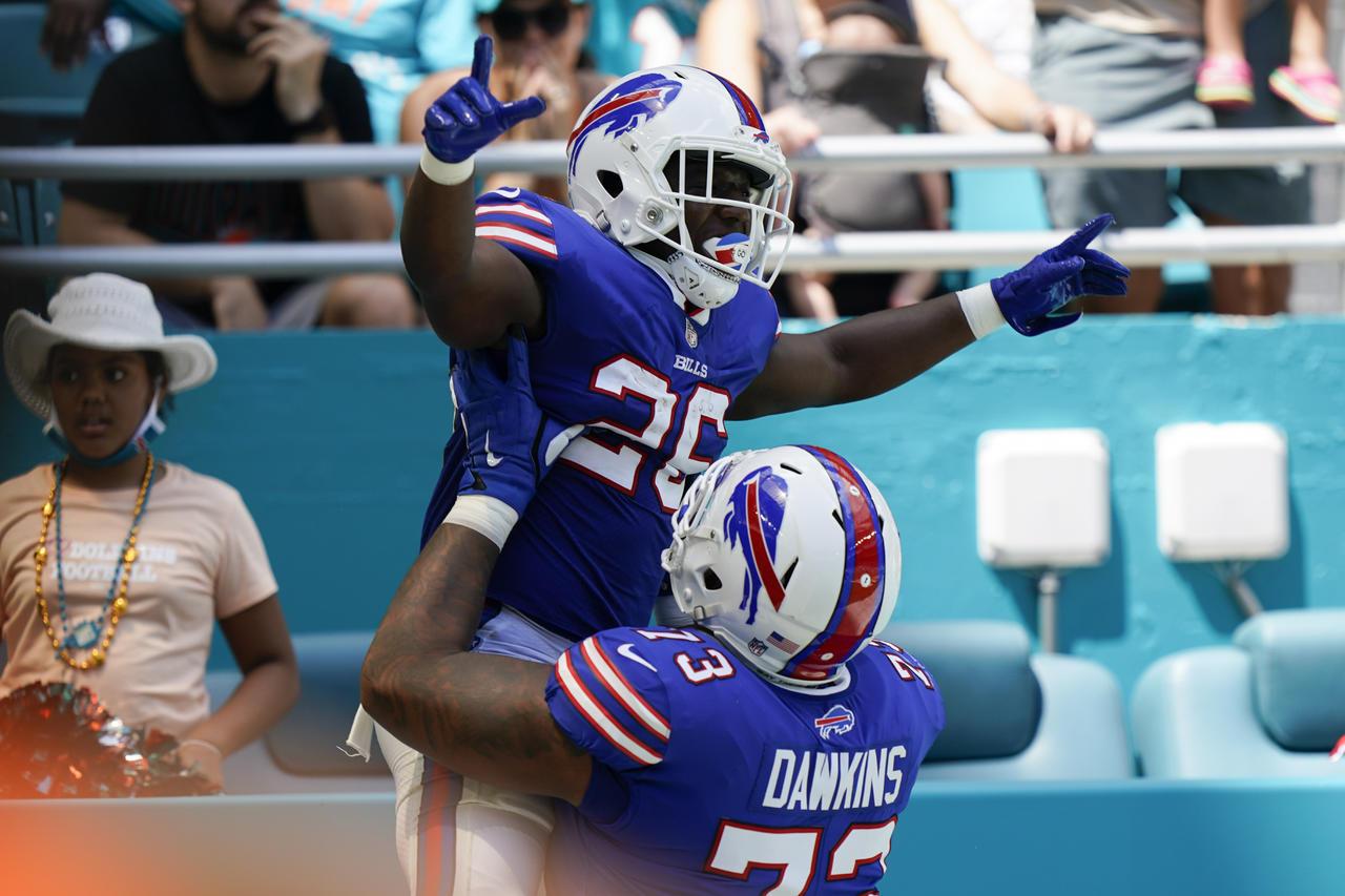 Sin su pasador estelar, Tua Tagovailoa, Bills destroza a Dolphins de Miami