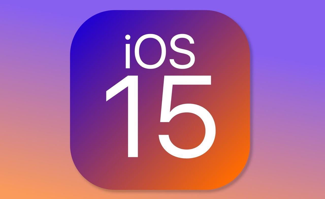 ¿Cuáles son los iPhones que se actualizarán con el nuevo sistema iOS 15?