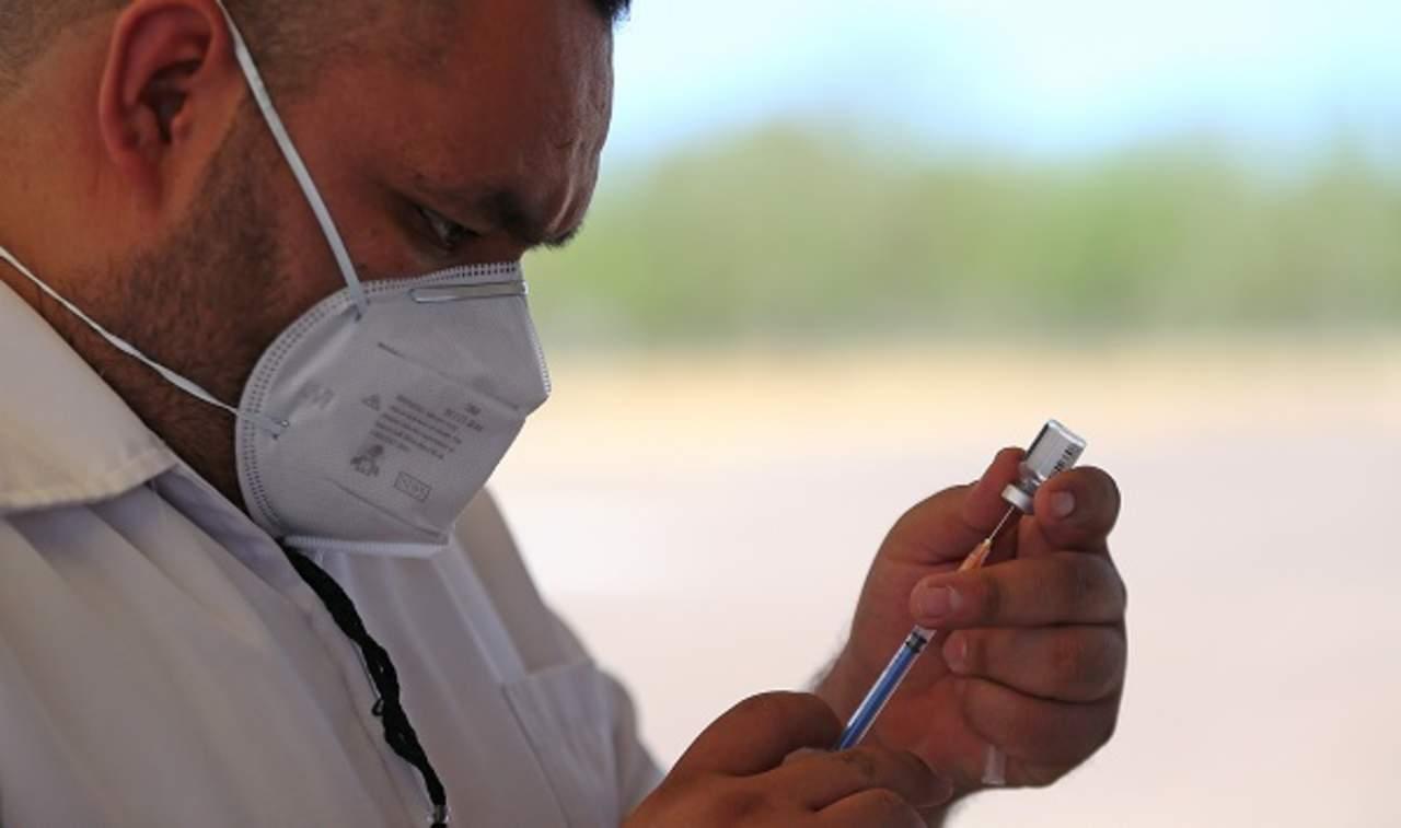 Vacunados, 2 menores amparados en Durango