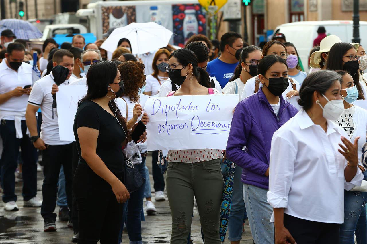 Juntarán firmas contra aborto en Durango
