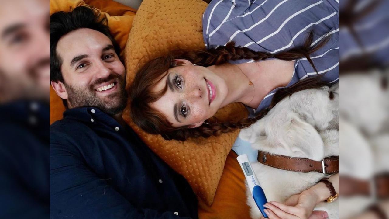 '¡No cabemos de alegría!'; Así anunció Natalia Téllez su embarazo