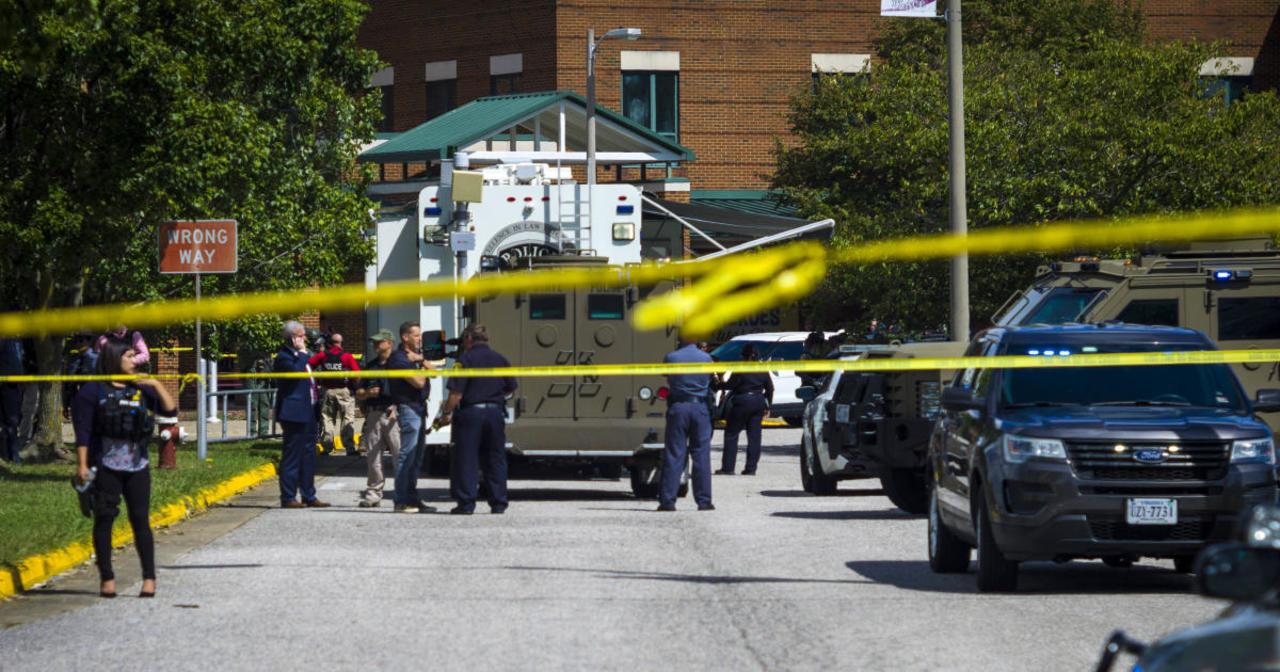 Un tiroteo en una escuela de Virginia deja 2 heridos