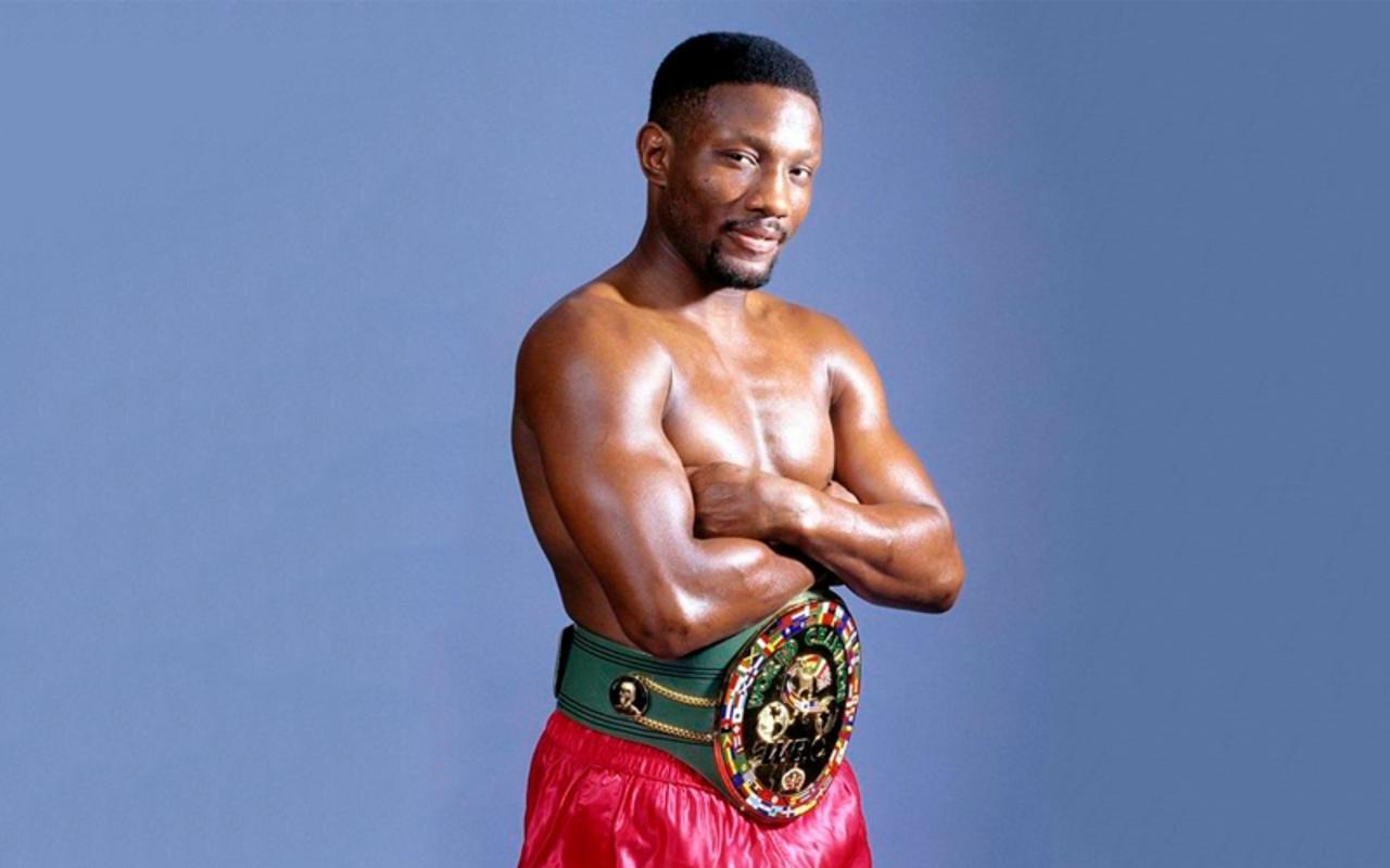 Un día como hoy, Pernell Whitaker se convirtió en campeón de peso Welter WBC