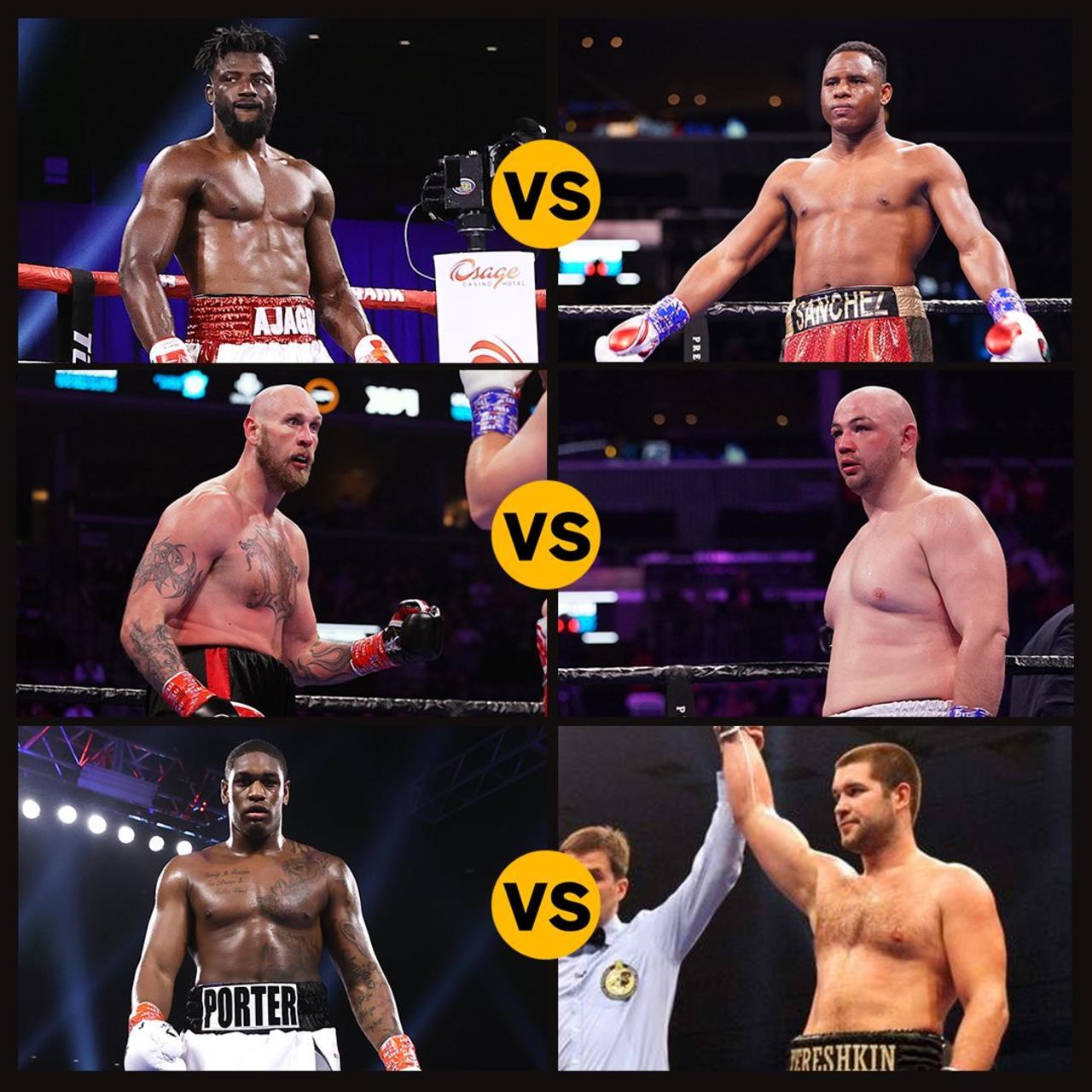 Atractivo respaldo para Fury vs. Wilder 3 en la T-Mobile Arena de Las Vegas