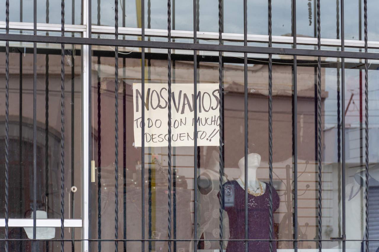 Colapso económico pone en riesgo a empresas: Canaco