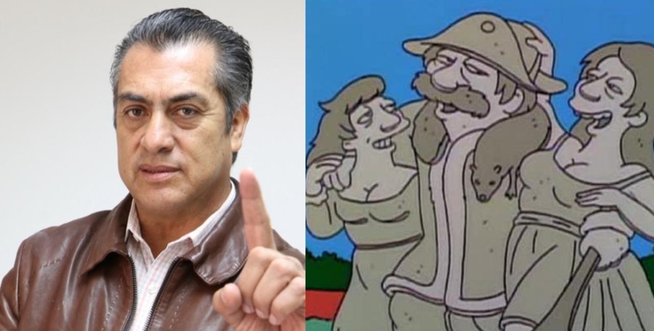 'Sí le sabe'; el 'Bronco' conmemora la fundación de Monterrey con meme norteño de primos