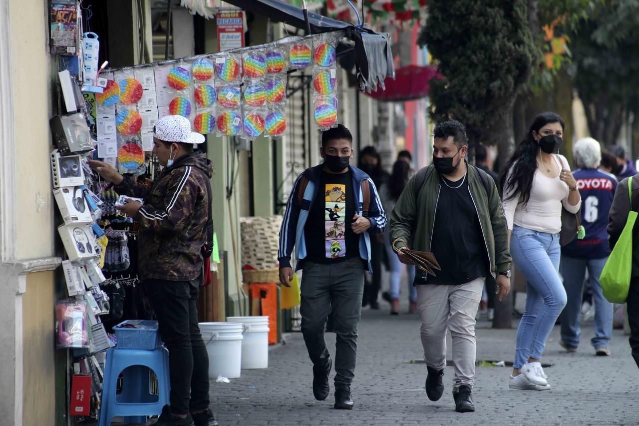 México llega a 271 mil 765 muertes por COVID